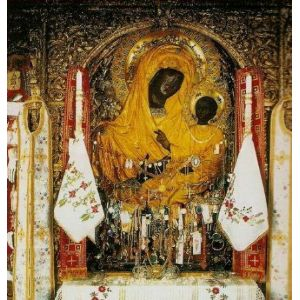 Παναγία Γοργοεπήκοος -  Ιερά Μονη Δοχειαρίου