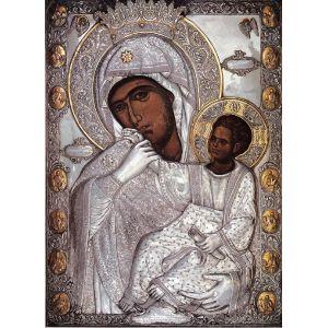 Παναγία Παραμυθία - Ιερά Μεγίστη Μονή Βατοπαιδιου
